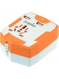 Acumulator Extern Jupio Power Vault - 6000 mAh, cu socket priza universal