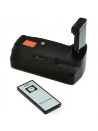 Grip Baterie Jupio pentru Nikon D3100/D3200/D3300/D3400/D5300 + Telecomanda