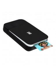 Imprimanta foto portabila Kodak Smile, Bluetooth, Negru, Imprimare Termica