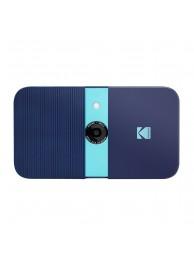 Camera Foto Instant Kodak Smile, Albastru/Albastru