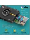 Aparat foto instant Kodak Step, Negru