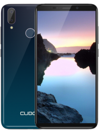 "Telefon Mobil CUBOT J7, 5.7"", 2+16GB, Android 9, Gradient +Husa +Folie"