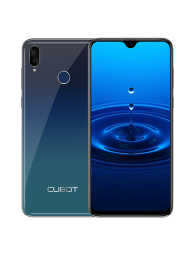 "Cubot R15 PRO, 6.26"" HD+, 3+32GB, Android 9, Gradient +Husa +Folie"