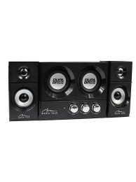 Sistem Audio 2.2 Media-Tech DualBass, 25W RMS