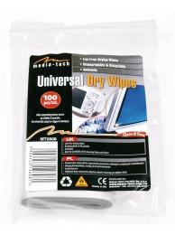 Servetele Uscate Media-Tech Universale, 100 bucati