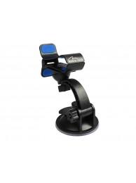 Suport Auto Media-Tech pentru SmartPhone, Telefoane sau Navigatoare, Montare pe Sticla
