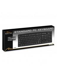 "Tastatura Standard ""QWERTY"", Culoare Negru, PS/2"
