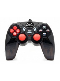 Gamepad Media-Tech HELLSTORM XQ, Digital/Analog cu Vibratii, Compatibil PC