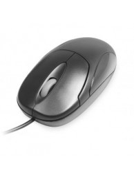 Mouse Optic Media-Tech 3 Butoane, Scroll, 1000 dpi, USB