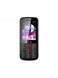 Telefon Dual SIM Media-Tech Dual HQ cu Ecran 2.4inch, Ecran LCD, Baterie Litiu tip Nokia, Culoare Negru/Rosu
