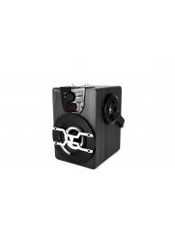 Boxa Karaoke Portabila Media-Tech Boombx PRO BT, Radio FM, MP3 Player, 18W RMS, cu Subwoofer, Incinta Lemn, USB + SD, Telecomanda, Antena, Negru