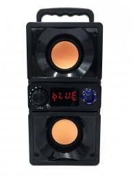 Boxa Portabila 2.2 Media-Tech BOOMBOX DUAL BT, 15W RMS, Port USB, Radio FM, MP3 Player, Negru