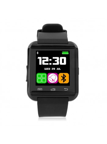 Smartwatch Media-Tech Active Watch MT856, Bluetooth 3.0, compatibil cu Android 4.4.X