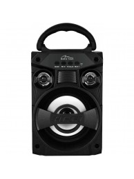 Sistem Audio Media-Tech Boombox LT, 6W RMS, cu Subwoofer si 2 Difuzoare, Port USB, Negru