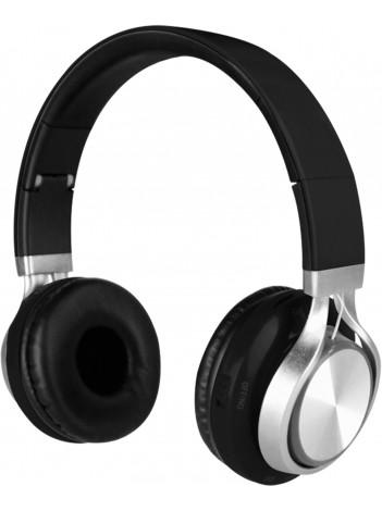 Casca Bluetooth Media-Tech Sirius BT, Stereo, Radio FM, MP3 Player, Constructie Pliabila, Negru