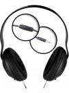 Casti cu Microfon Media-Tech Lyra Mobile, Stereo, Difuzoare 40 mm, Microfon pe Fir, Negru