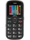 Telefon Mobil Media-Tech GrandPhone, Dual SIM 2G, Ecran LCD 1.8 inch, Functie Vibratii, Acumulator 800 mAh, Statie de Incarcare, Negru