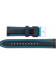Curea Ceas NO.1, Silicon, Compatibil SmartWatch NO.1 G6