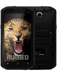 "SmartPhone V-Phone X3 (X2i), Dual SIM, 4G LTE, Ecran 5.5"" HD, Quad Core 1.3 GHz, Standard de rezistenta la conditii extreme IP68, 13 MPx, Negru"