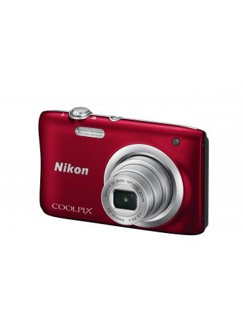 Nikon Coolpix A100 Rosu
