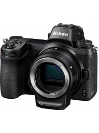 Aparat Foto Mirrorless Nikon Z6  24.5MP Video 4K Body si Adaptor FTZ