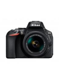 Nikon D5600 cu Obiectiv 18-55mm AF-P (Fara Stabilizare)