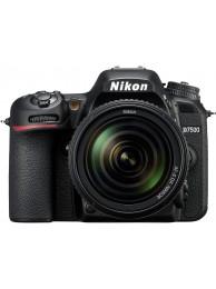 Aparat Foto DSLR Nikon D7500, Negru cu Obiectiv Nikkor 35mm f/1.8 G AF-S DX
