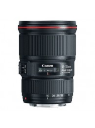 Obiectiv Canon EF 16-35mm f/4 L IS USM - Wide Angle Zoom