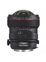 Canon TS-E 17mm f/4.0 L (Tilt & Shift)