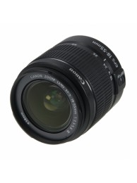 Obiectiv Canon EF-S 18-55mm DC III f/3.5-5.6 (fara stabilizare)