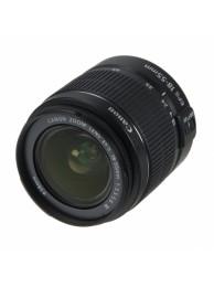Obiectiv Canon EF-S 18-55mm DC III f/3.5-5.6 (fara stabilizare), Bulk