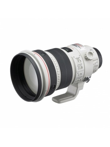 Obiectiv Canon EF 200mm f/2L IS USM - Super Tele
