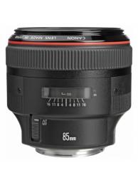 Obiectiv Canon EF 85mm f/1.2L II USM - Tele