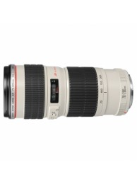 Canon EF 70-200mm f/4.0 L USM + CashBack Canon 225 Lei