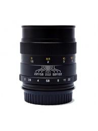Obiectiv Mitacon CREATOR 85mm f/2 - Montura Nikon