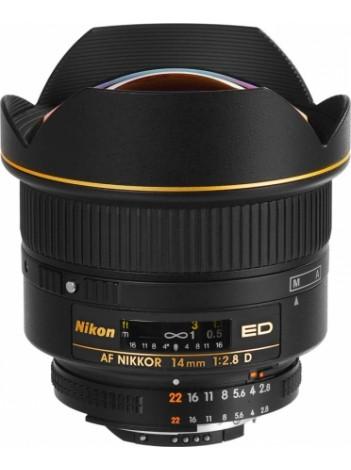 Obiectiv Nikon 14mm f/2.8G ED AF