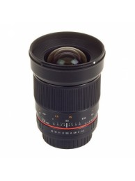 Samyang 24mm f/1.4 montura Canon