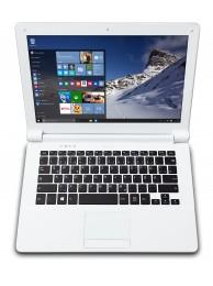 Laptop Odys Trendbook 12, Ecran LED 11.6 inch, Procesor Quad Core 1.83 GHz Intel Atom Z3735F, 2GB RAM DDR3, 32GB Flash, HDMI, Windows 10