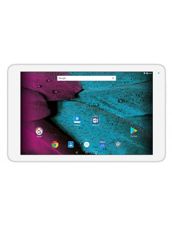 """Odys PACE 10, 10.1"""" HD IPS, 4core MT8163 1.3GHz, 1GB + 16GB, Wireless, BT 4.0, Android 7.0, Alb (Include Microsoft Office pentru Android)"""