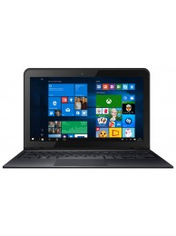 Laptop 2in1 Odys Prime Win 10, 10 inch IPS LED, 4Core Intel Atom X5, 2GB + 32GB, Wi-Fi, Windows 10 Home, Tastatura, Negru