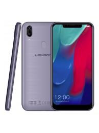"""Telefon Mobil Leagoo M11, 4G, 6.18"""", 2+16GB, Gri +Casti +Husa si Folie"""
