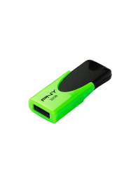 PNY Flash Attache N1, 32GB, USB 2.0, Verde
