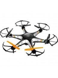 Drona Polaroid Mirage Phantom 360 grade cu Radiocomanda si Stabilizare 6 Axe (camera VGA detasabila)