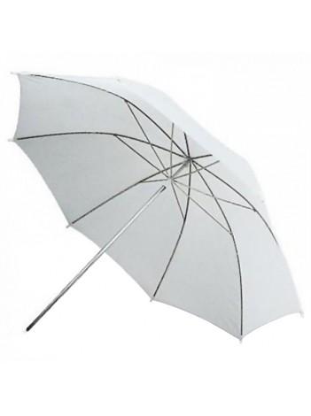 Umbrela Polaroid pentru Studio Foto Pro, Alb-Transparenta, 109 cm (43 inch)