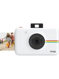 Polaroid SNAP Alb 10MP Instant  + BONUS: Set 10 coli Hartie