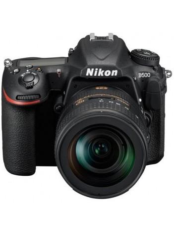 Nikon D500 Cu Obiectiv 16-80mm F/2.8-4 VR