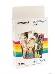 Hartie Foto Polaroid M340 Zink 3x4inch - Pachet 50buc