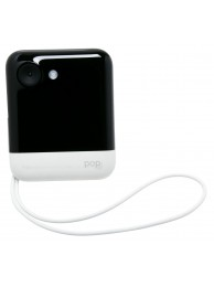 Aparat Foto Instant Polaroid POP, Ecran LCD 3.97 inch, Rezolutie 20 MPx, Video 1080p, Wireless, Bluetooth, Imprimare 3x4 inch, Tehnologie de Imprimare Zero INK, Alb (Include: Pachet 10 Hartii Foto ZINK)