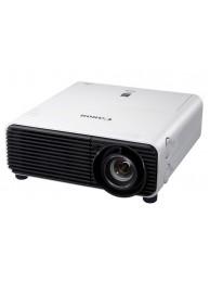 Proiector Profesional Canon XEED WUX400ST, LCOS, WUXGA, 4000 lumeni, DVI, HDMI, Mini D-Sub, USB, RJ45, Negru/Alb