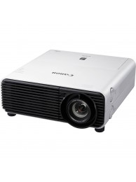 Proiector Profesional Canon XEED WUX450, LCOS, WUXGA, 4500 lumeni, DVI, HDMI, Mini D-Sub, USB, RJ45, Negru/Alb